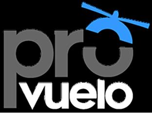 Provuelo Logo